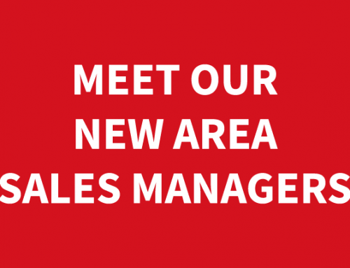 Meet Our New Area Sales Managers